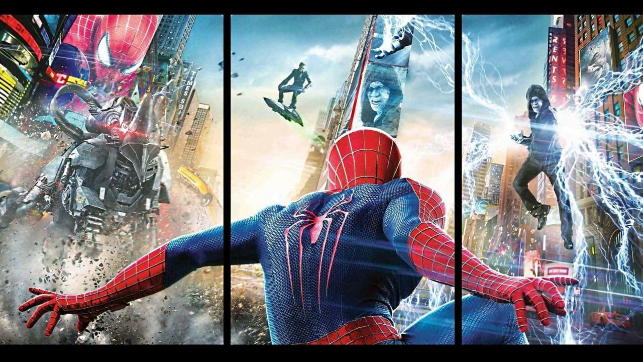 the_amazing_spider_man_2_affiche