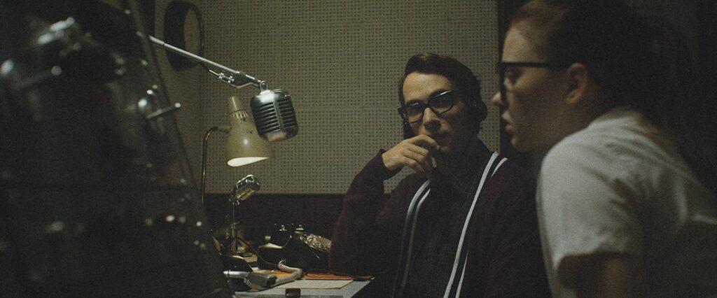 Fay et Everett à la radio