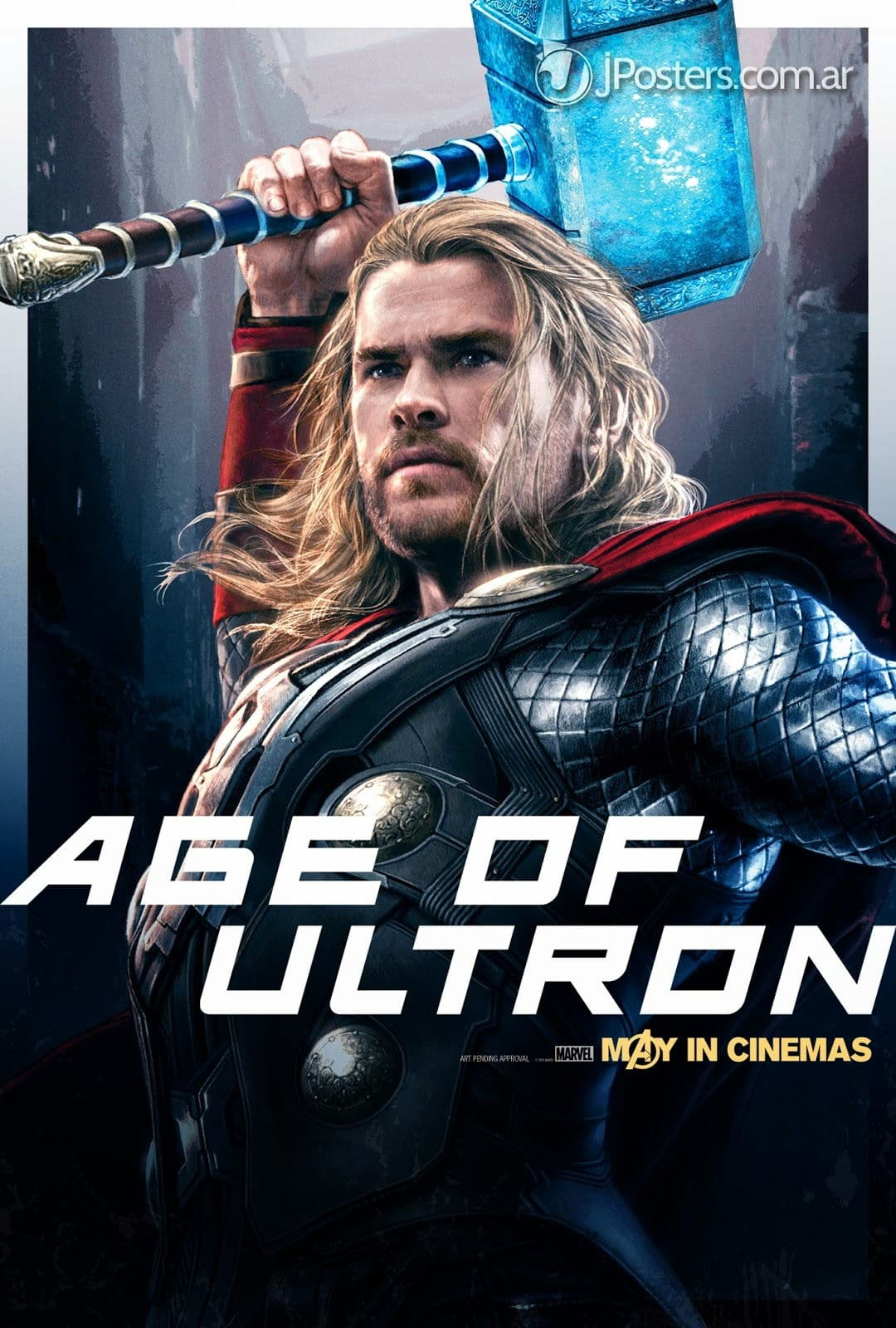 Thor dans Avengers Age Of Ultron