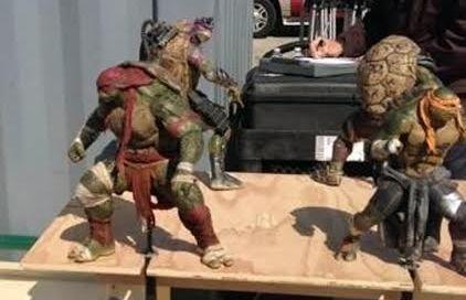 Jouets tortues ninja