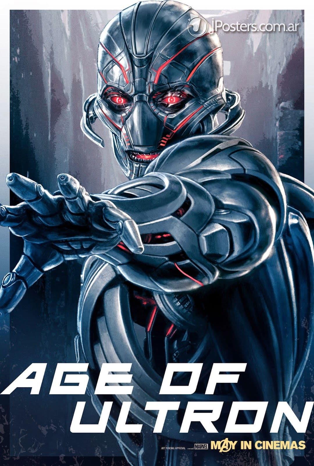 Ultron dans Avengers 2
