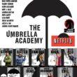 umbrella academy cover