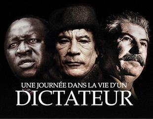 une journee dans la vie dun dictateur affiche