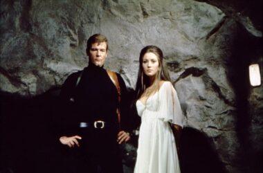 Roger Moore en James Bond