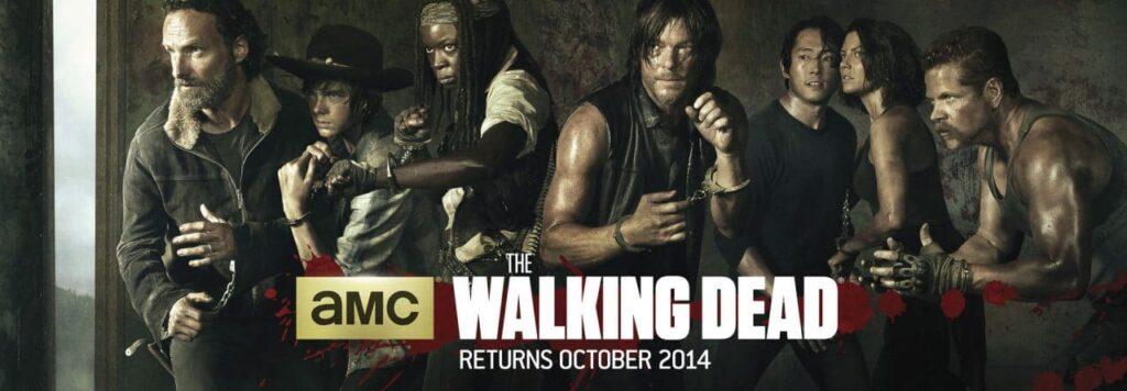Les héros de The Walking Dead saison 5
