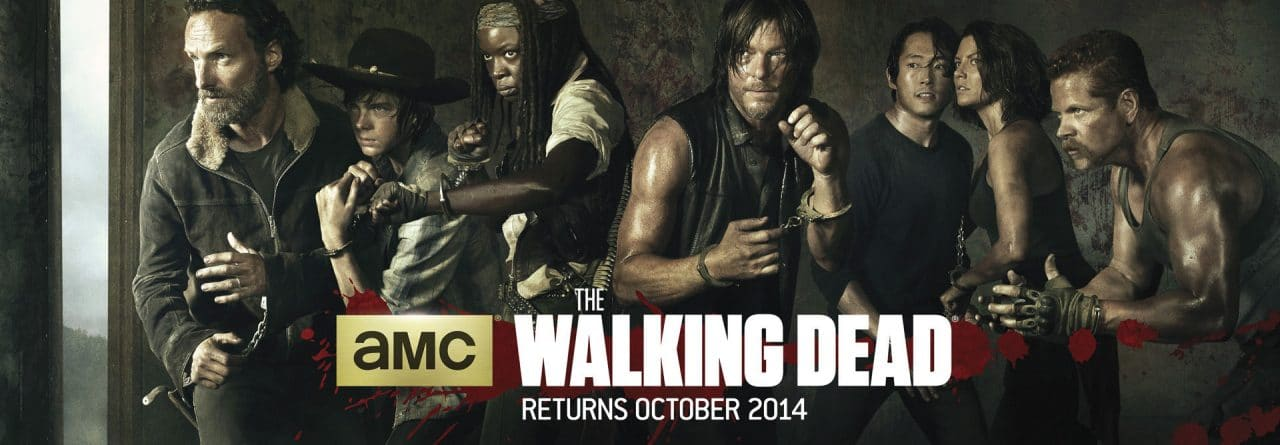 Les héros de The Walking Dead saison 5