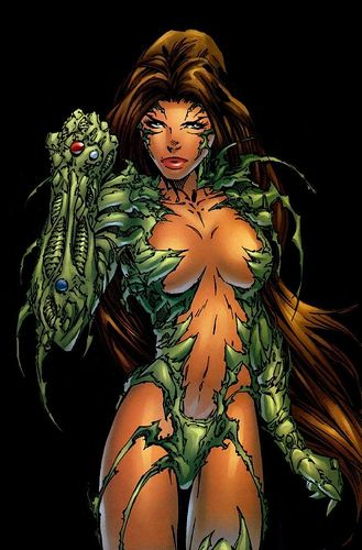 witchblade-sexy